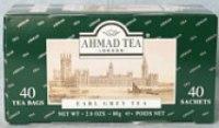 "Чай ""Ахмад"" с бергамотом (в уп. 25 пак.)"